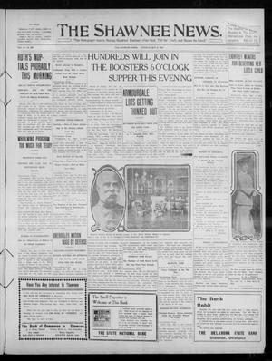 Primary view of The Shawnee News. (Shawnee, Okla.), Vol. 14, No. 290, Ed. 1 Tuesday, May 3, 1910
