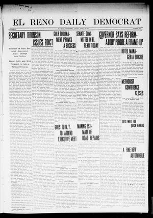 Primary view of object titled 'El Reno Daily Democrat (El Reno, Okla.), Vol. 22, No. 310, Ed. 1 Friday, April 18, 1913'.
