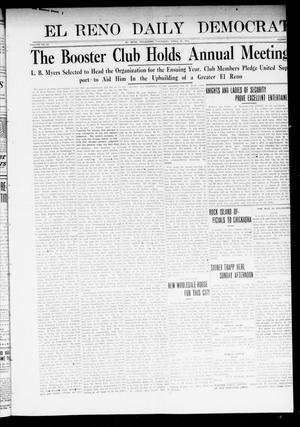 Primary view of object titled 'El Reno Daily Democrat (El Reno, Okla.), Vol. 23, No. 2, Ed. 1 Thursday, April 24, 1913'.
