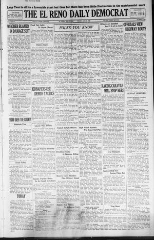 Primary view of object titled 'The El Reno Daily Democrat (El Reno, Okla.), Vol. 36, No. 294, Ed. 1 Friday, January 6, 1928'.