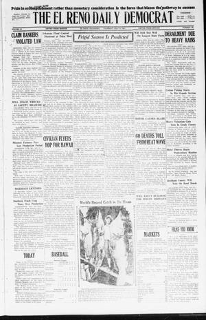 Primary view of The El Reno Daily Democrat (El Reno, Okla.), Vol. 36, No. 146, Ed. 1 Thursday, July 14, 1927