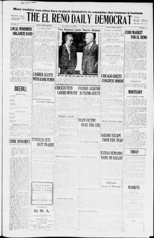 Primary view of object titled 'The El Reno Daily Democrat (El Reno, Okla.), Vol. 35, No. 133, Ed. 1 Friday, June 18, 1926'.