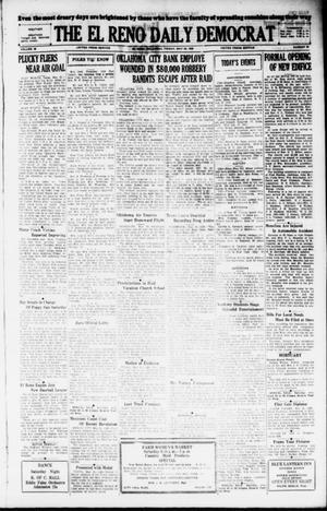 Primary view of The El Reno Daily Democrat (El Reno, Okla.), Vol. 38, No. 95, Ed. 1 Friday, May 24, 1929