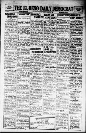 Primary view of object titled 'The El Reno Daily Democrat (El Reno, Okla.), Vol. 38, No. 12, Ed. 1 Friday, February 15, 1929'.