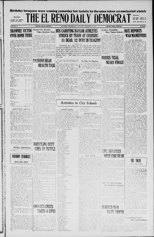 Primary view of The El Reno Daily Democrat (El Reno, Okla.), Vol. 36, No. 2, Ed. 1 Saturday, January 22, 1927