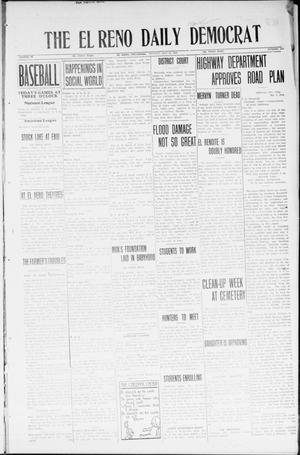 Primary view of object titled 'The El Reno Daily Democrat (El Reno, Okla.), Vol. 33, No. 210, Ed. 1 Monday, May 12, 1924'.