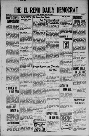 Primary view of object titled 'The El Reno Daily Democrat (El Reno, Okla.), Vol. 34, No. 74, Ed. 1 Friday, December 5, 1924'.