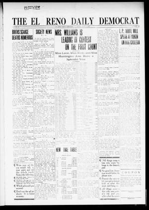 Primary view of object titled 'The El Reno Daily Democrat (El Reno, Okla.), Vol. 24, No. 123, Ed. 1 Friday, July 17, 1914'.