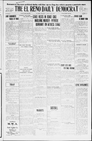 Primary view of The El Reno Daily Democrat (El Reno, Okla.), Vol. 35, No. 121, Ed. 1 Friday, June 4, 1926