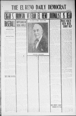 Primary view of object titled 'The El Reno Daily Democrat (El Reno, Okla.), Vol. 33, No. 233, Ed. 1 Saturday, June 7, 1924'.