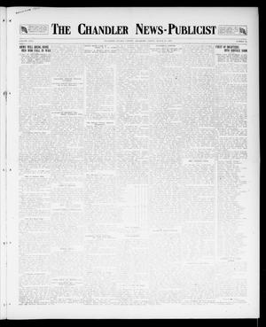 Primary view of object titled 'The Chandler News-Publicist (Chandler, Okla.), Vol. 26, No. 51, Ed. 1 Friday, August 31, 1917'.
