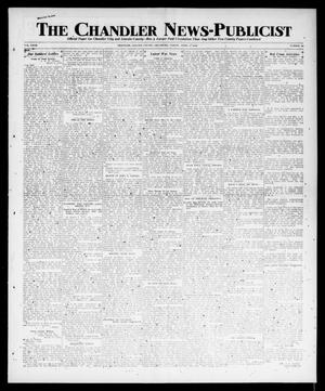 Primary view of object titled 'The Chandler News-Publicist (Chandler, Okla.), Vol. 27, No. 30, Ed. 1 Friday, April 5, 1918'.