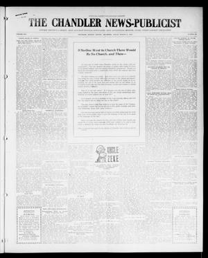 Primary view of object titled 'The Chandler News-Publicist (Chandler, Okla.), Vol. 25, No. 29, Ed. 1 Friday, March 31, 1916'.