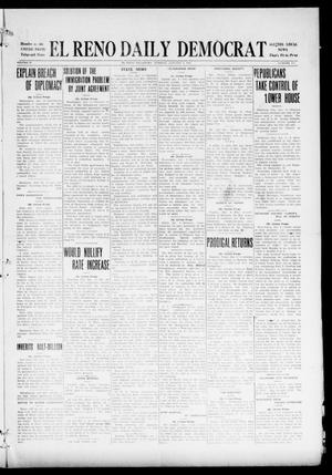Primary view of object titled 'El Reno Daily Democrat (El Reno, Okla.), Vol. 29, No. 226, Ed. 1 Tuesday, January 4, 1921'.
