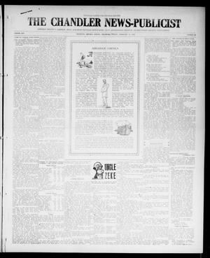 Primary view of object titled 'The Chandler News-Publicist (Chandler, Okla.), Vol. 25, No. 22, Ed. 1 Friday, February 11, 1916'.