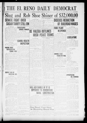 Primary view of object titled 'The El Reno Daily Democrat (El Reno, Okla.), Vol. 30, No. 247, Ed. 1 Friday, January 28, 1921'.