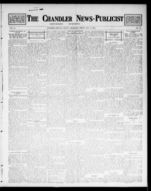 Primary view of object titled 'The Chandler News-Publicist (Chandler, Okla.), Vol. 22, No. 43, Ed. 1 Friday, July 11, 1913'.