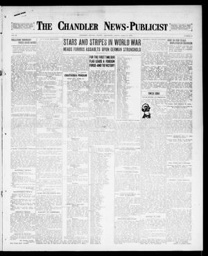 Primary view of object titled 'The Chandler News-Publicist (Chandler, Okla.), Vol. 26, No. 31, Ed. 1 Friday, April 13, 1917'.