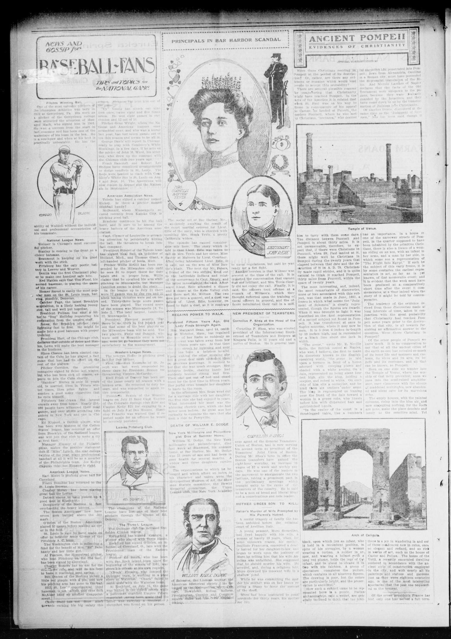 Chandler Daily Publicist. (Chandler, Okla. Terr.), Vol. 2, No. 128, Ed. 1 Friday, August 28, 1903                                                                                                      [Sequence #]: 4 of 4