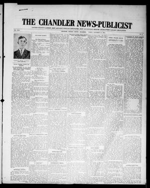 Primary view of object titled 'The Chandler News-Publicist (Chandler, Okla.), Vol. 24, No. 11, Ed. 1 Friday, November 27, 1914'.