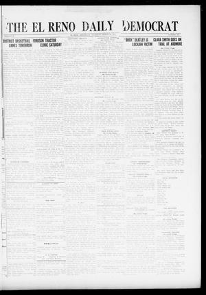 Primary view of object titled 'The El Reno Daily Democrat (El Reno, Okla.), Vol. 30, No. 382, Ed. 1 Thursday, March 10, 1921'.