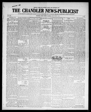 Primary view of object titled 'The Chandler News-Publicist (Chandler, Okla.), Vol. 24, No. 25, Ed. 1 Friday, March 5, 1915'.