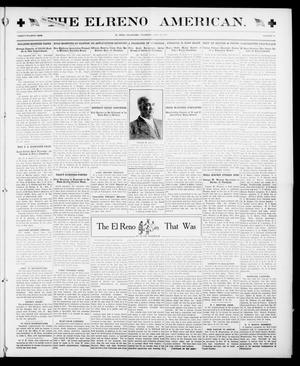 Primary view of object titled 'The El Reno American. (El Reno, Okla.), Vol. 24, No. 31, Ed. 1 Thursday, July 12, 1917'.