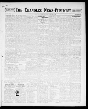 Primary view of object titled 'The Chandler News-Publicist (Chandler, Okla.), Vol. 26, No. 23, Ed. 1 Friday, February 16, 1917'.