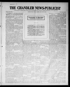 Primary view of object titled 'The Chandler News-Publicist (Chandler, Okla.), Vol. 23, No. 28, Ed. 1 Friday, March 27, 1914'.