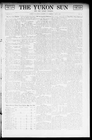 Primary view of object titled 'The Yukon Sun And The Yukon Weekly. (Yukon, Okla. Terr.), Vol. 10, No. 19, Ed. 1 Friday, May 9, 1902'.