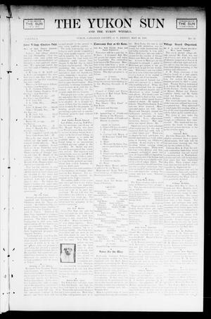 Primary view of object titled 'The Yukon Sun And The Yukon Weekly. (Yukon, Okla. Terr.), Vol. 9, No. 19, Ed. 1 Friday, May 10, 1901'.