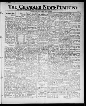 Primary view of object titled 'The Chandler News-Publicist (Chandler, Okla.), Vol. 27, No. 35, Ed. 1 Friday, May 10, 1918'.