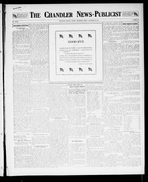 Primary view of object titled 'The Chandler News-Publicist (Chandler, Okla.), Vol. 27, No. 16, Ed. 1 Friday, December 28, 1917'.