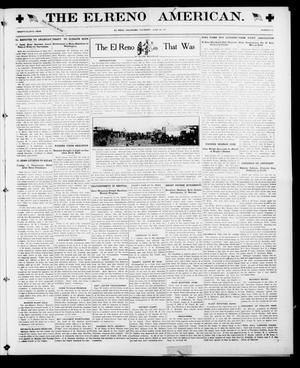 Primary view of object titled 'The El Reno American. (El Reno, Okla.), Vol. 24, No. 29, Ed. 1 Thursday, June 28, 1917'.