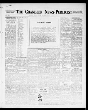 Primary view of object titled 'The Chandler News-Publicist (Chandler, Okla.), Vol. 26, No. 26, Ed. 1 Friday, March 9, 1917'.
