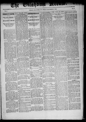 Primary view of The Oklahoma Herald. (El Reno, Okla. Terr.), Vol. 4, No. 34, Ed. 1 Friday, December 9, 1892