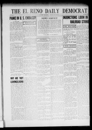 Primary view of object titled 'The El Reno Daily Democrat (El Reno, Okla.), Vol. 31, No. 161, Ed. 1 Monday, October 24, 1921'.