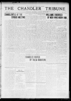 Primary view of object titled 'The Chandler Tribune (Chandler, Okla.), Vol. 14, No. 12, Ed. 1 Thursday, May 14, 1914'.