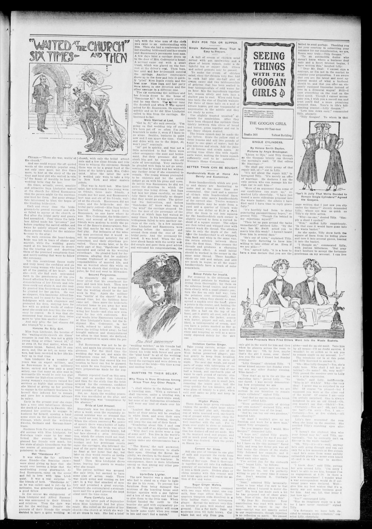 The Chandler Tribune (Chandler, Okla.), Vol. 7, No. [90], Ed. 1 Tuesday, December 17, 1907                                                                                                      [Sequence #]: 3 of 4