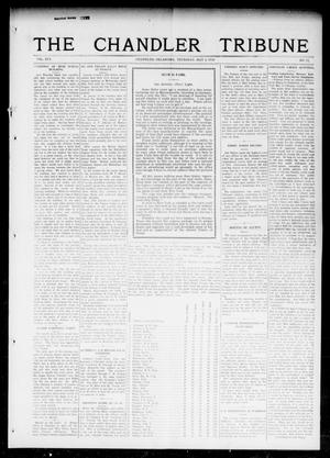 Primary view of object titled 'The Chandler Tribune (Chandler, Okla.), Vol. 16, No. 11, Ed. 1 Thursday, May 4, 1916'.