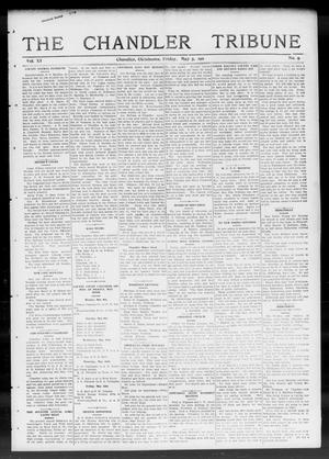 Primary view of object titled 'The Chandler Tribune (Chandler, Okla.), Vol. 11, No. 9, Ed. 1 Friday, May 5, 1911'.