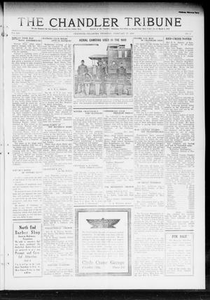 Primary view of object titled 'The Chandler Tribune (Chandler, Okla.), Vol. 19, No. 5, Ed. 1 Thursday, February 27, 1919'.