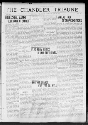 Primary view of object titled 'The Chandler Tribune (Chandler, Okla.), Vol. 13, No. 16, Ed. 1 Thursday, June 19, 1913'.