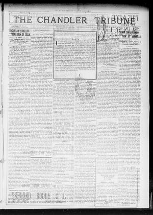 Primary view of object titled 'The Chandler Tribune (Chandler, Okla.), Vol. 17, No. 6, Ed. 1 Thursday, March 29, 1917'.