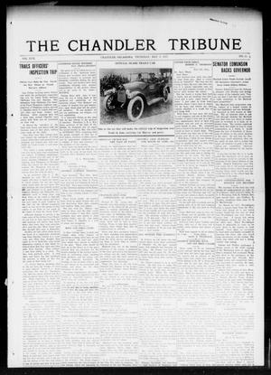Primary view of object titled 'The Chandler Tribune (Chandler, Okla.), Vol. 17, No. 11, Ed. 1 Thursday, May 3, 1917'.