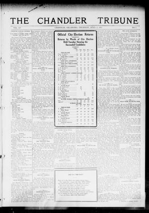 Primary view of object titled 'The Chandler Tribune (Chandler, Okla.), Vol. 15, No. 7, Ed. 1 Thursday, April 8, 1915'.