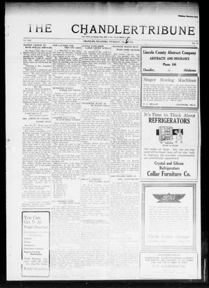 Primary view of object titled 'The Chandler Tribune (Chandler, Okla.), Vol. 19, No. 14, Ed. 1 Thursday, May 1, 1919'.
