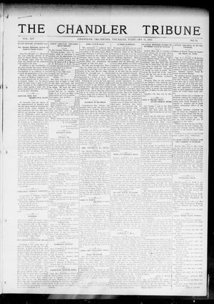 Primary view of object titled 'The Chandler Tribune (Chandler, Okla.), Vol. 14, No. 51, Ed. 1 Thursday, February 11, 1915'.