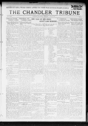Primary view of object titled 'The Chandler Tribune (Chandler, Okla.), Vol. 18, No. 18, Ed. 1 Thursday, June 20, 1918'.