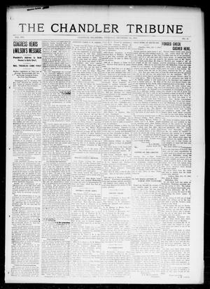 Primary view of object titled 'The Chandler Tribune (Chandler, Okla.), Vol. 16, No. 42, Ed. 1 Thursday, December 7, 1916'.
